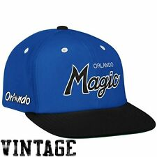 Mitchell & Ness Orlando Magic Royal Blue Special Script Snapback Adjustable Hat