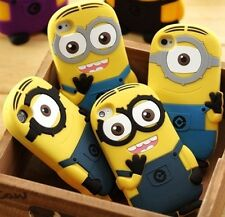 Dispicable Me Minion iPhone 4 Case CUTE iPhone 5 Case