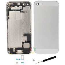 Complete  Housing Back Battery Door Cover + Mid Frame Assembly for iPhone 5 5G