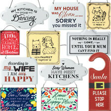 *WEDDING* ARROW HANGING Party Accessory Direction Plaque Hanger Sign Decoration