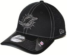 Miami Dolphins New Era NFL 39THIRTY Neo Fitted Hat - Black