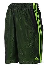 Adidas Men's Triple Up 2.0 Mesh Basketball Shorts Tag $30.