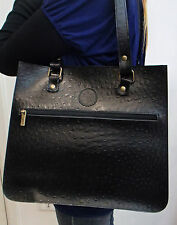 BORSA DONNA in Cuoio  SHOPPING BAG HAND MADE 100% IN PELLE / Cuoiarte