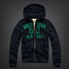 Mens Hollister by Abercrombie & Fitch Fleece Hoodie Tops Size M, L,