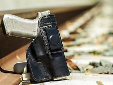 Ruger P89 P90 P91 | Genuine Leather IWB Conceal Carry Gun Holster. Made in USA!