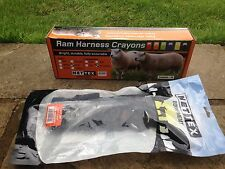 NETTEX RAM HARNESS and CRAYONS