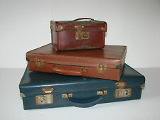 Small Vintage Suitcases