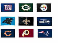 NFL Teams Tailgate Flag 3x5 NFL Deluxe NFL All Pro Banner NEW