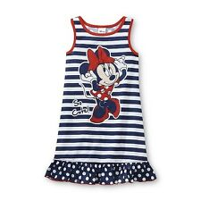 Disney Baby Infant & Toddler Girl's Sleeveless Nightgown - Minnie Mouse 2T,3T