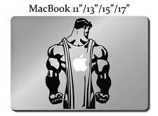 SUPERMAN Decal LAPTOP / MACBOOK Mac Pro Air Sticker Apple Super Hero M126