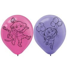 Various Latex Disney Character Cartoon Themed Party Balloons - Special