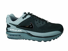 NEW MENS NIKE AIR MAX WRIGHT TRAINERS CASUAL SHOES TRAINERS BLACK / BLACK / COOL