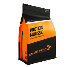 Muscle Mousse Protein Dessert by GoNutrition - 3 Flavours - 750g, 1.5kg