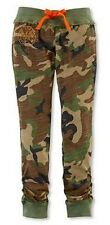 NWT Ralph Lauren Polo Little Girls' Camouflage Camo Athletic Pants Leggings NEW