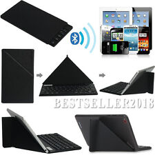 "7"" Universal Bluetooth Keyboard W/ Black Case For 7-8"" Android Win8 8.1 Tablet"