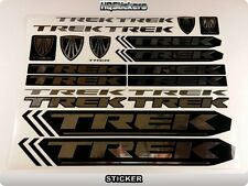 TREK Bicycles Bikes Stickers Decals BMX MTB DH Session Cycle High Quality 170B