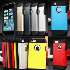 Shockproof Dirt Dust Proof Durable Rubber Matte Hard Case Cover For iPhone 5 5S