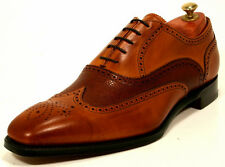 Cheaney Edinburgh Chestnut Mens Lace up Shoes