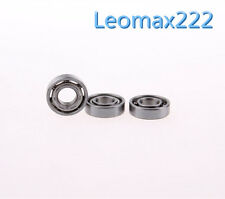 10Pcs Ball Bearings For TAMIYA KYOSHO TRAXXAS HPI Inside 1-5mm Outside 3-19mm
