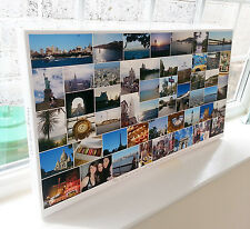 Photo Collage Canvas - Personalised from your Photos - Award Winning Canvas UK