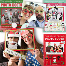 ★ Photo Booth Puntelli Feste Compleanno Natale Halloween Nozze Picture Game REGALO