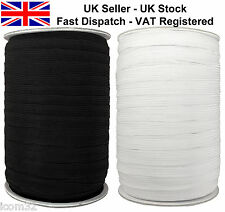 Quality Flat Woven Elastic for Waistbands Cuffs, Tailoring Sewing & Dressmaking