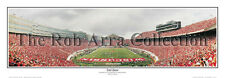 2005 Wisconsin Badgers Camp Randall New Stadium End Zone Panoramic Poster 5043