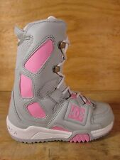 DC Girls Scout Lace Snowboard Boots Various Sizes Youth