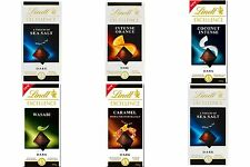 Lindt Excellence&Creation Swiss Chocolate Treats Truffles - 100g Bar