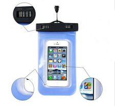 new Waterproof Bag Underwater Pouch Dry Case Cover For iPhone 4/5S Samsung S2/S3