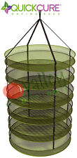 """Advanced Nutrients QUICK CURE DRYING RACK 35"""" inch Curing Flowers Expandable"""