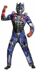 Boy's Transformers 4 Optimus Prime Classic Muscle Costume