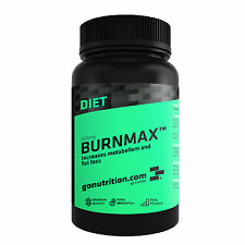 BurnMax Fat Burner Capsules by GoNutrition - 90 or 180