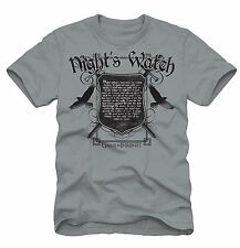 Game Of Thrones Night's Watch Oath T-Shirt HBO Jon Snow Samwell Tarly The Wall
