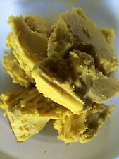YELLOW Raw Shea Butter Unrefined Organic Grade - A From Ghana 1oz to 16oz (1lb)