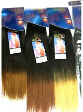 "100% Remi Premium Human Hair Yaki Straight Wvg by Jinny's Beauty (8""- 14"")"
