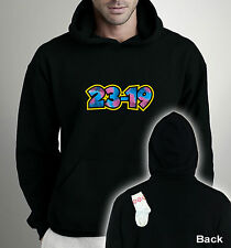 23-19 HOODIE INSPIRED BY MONSTERS INC. CDA, C.D.A. 2319, SULLY, NOT A DVD