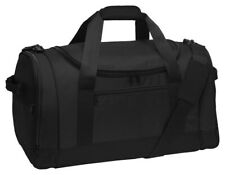 Port Authority Voyager Detachable Padded Sports Duffel Bag. BG800