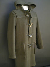 Duffle Coat by London Tradition, Loden Green -