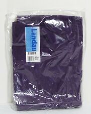 Brand New NWT Landau Unisex Scrub Pants Bottoms - Purple Style 7602 Free Ship