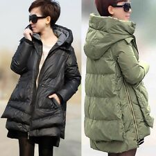 European Style Military Outfit Women's Down Coats Thicken long Outerwear Jackets