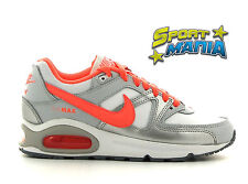 Nike Air Max Command Bianco Scarpe Donna Sportive Sneakers 407626 113 2014
