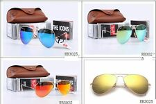 New Hot High quality men's Women's sunglasses Driving glasses Packed MIRROR 58MM