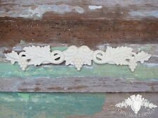 Chic Mouldings Shabby Furniture Applique Large Grape Vine Trim Onlay Fireplace