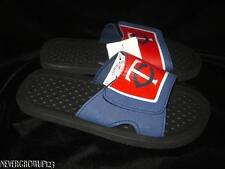 MINNESOTA TWINS MENS L 10-11~XL 12-13 FLIP FLOPS~POOL~SHOWER SANDALS~NWT
