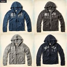 Hollister by Abercrombie EMERALD COVE  HOODIE  NEW WITH TAGS
