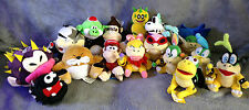2014 New Super Mario Bros Plush Collection - Choose from 16 All-New Characters