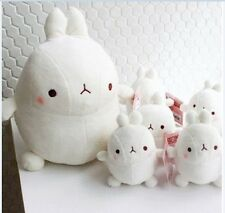 Molang Rabbit Soft Plush Doll Toy Pillow Cushion