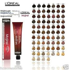 L'Oreal Professional Majirel, Majiblond & MajiRouge Hair Colour Loreal 50ml.