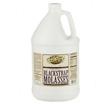 Golden Barrel Unsulfered Black Strap Molasses, 1 Gallon Jug